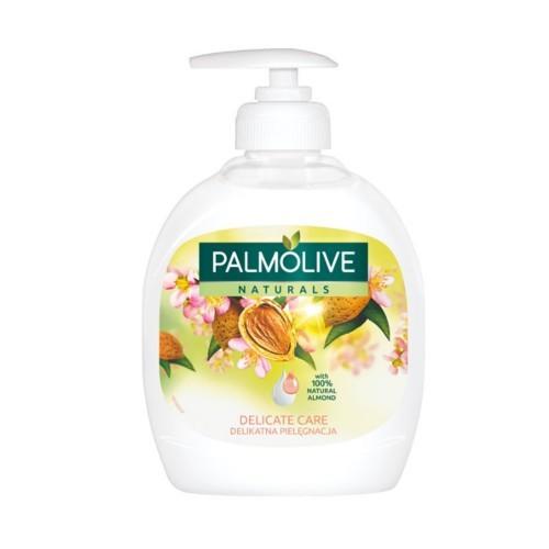 Palmolive Vyživující tekuté mýdlo s výtažky z mandlí Naturals (Delicate Care With Almond Milk) 300 ml