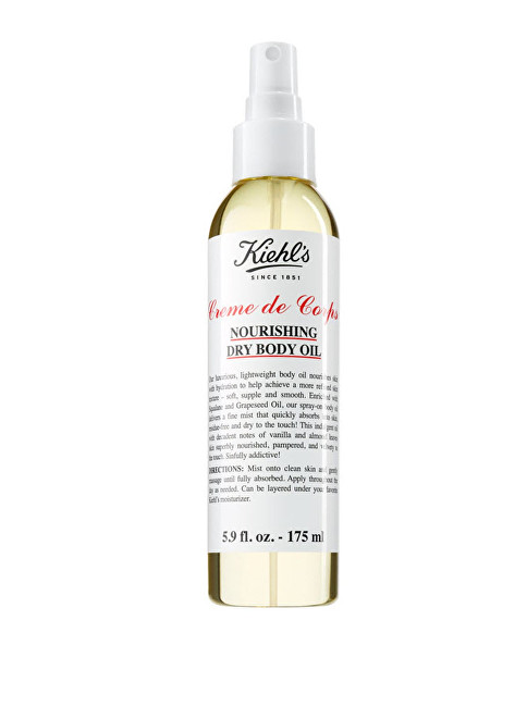 Kiehl´s Vyživující tělový olej (Dry Body Oil) 75 ml