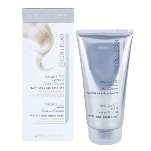 Collistar Magica CC Hair Multi-Tone Shine Mask Vanilla Blonde 150 ml