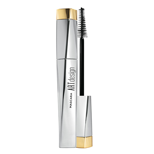Collistar Zhusťujúca riasenka Mascara Art Design 12 ml Extra Nero