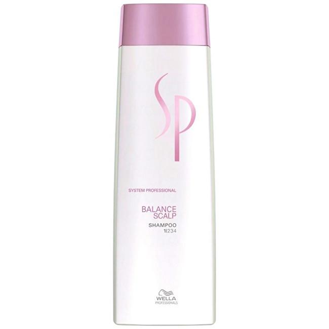Wella Professionals Zklidňující šampon pro citlivou pokožku hlavy (Balance Scalp Shampoo) 250 ml