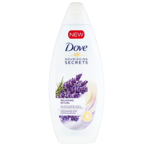 Dove Zklidňující sprchový gel Nourishing Secrets (Body Wash) 250 ml