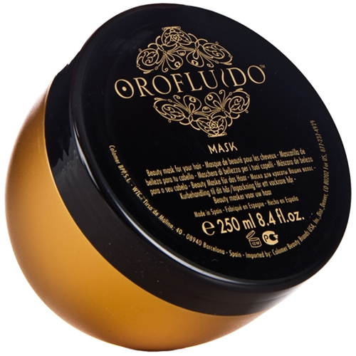 Orofluido Skrášľujúce maska ​​na vlasy (Beauty Mask For Your Hair) 500 ml
