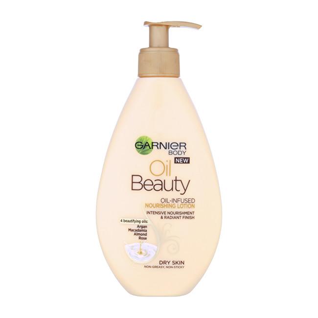 Garnier Zkrášlující tělové mléko (Oil Beauty Lotion) 250 ml