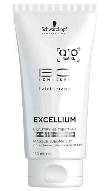Schwarzkopf Professional Skrášľujúce vlasová kúra pre zrelé vlasy BC Bonacure Excellium (Beautifying Treatment) 150 ml