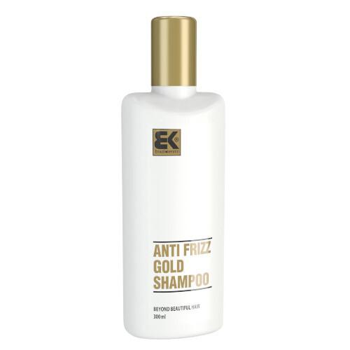 Brazil Keratin Zlatý šampon pro poškozené vlasy (Shampoo Anti-Frizz Gold) 300 ml