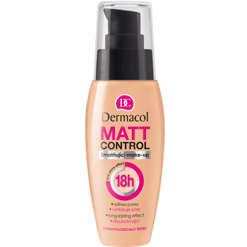 Dermacol Zmatňující make-up Matt Control 18h 30 ml č. 1