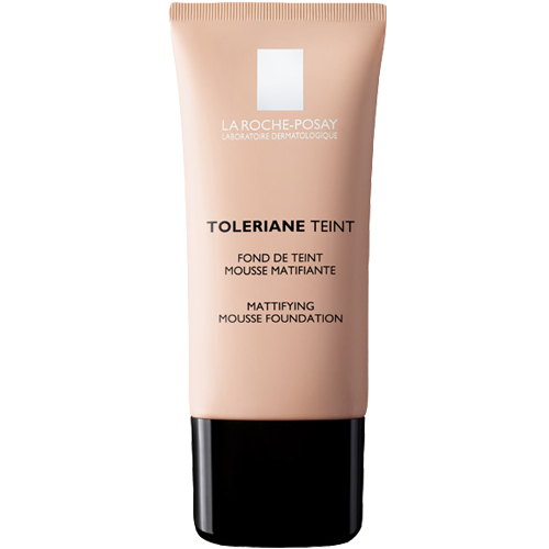 La Roche Posay Zmatňující pěnový make-up Toleriane Teint SPF 20 (Mattifying Mousse Foundation) 30 ml 02