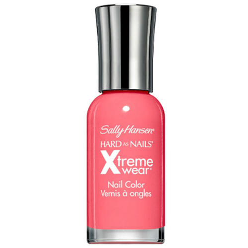 Sally Hansen Hard As Nails Xtreme Wear Nail Color Zpevňující lak na nechty 109 Invisible 11,8 ml