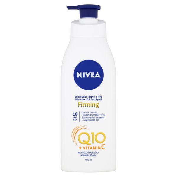 Nivea Zpevňující tělové mléko pro normální pokožku Q10 Plus (Firming) 250 ml