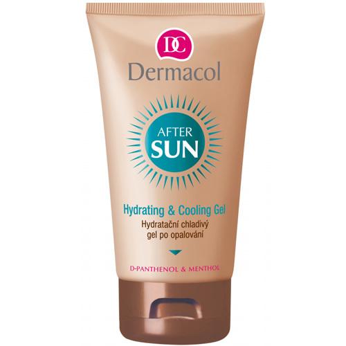 Fotografie Dermacol Hydratační chladivý gel po opalování After Sun (Hydrating & Cooling Gel) 150 ml