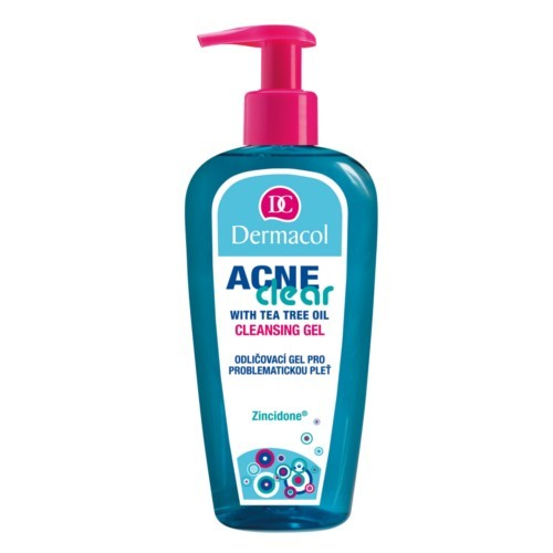 Dermacol AcneClear Cleansing Gel 200 ml