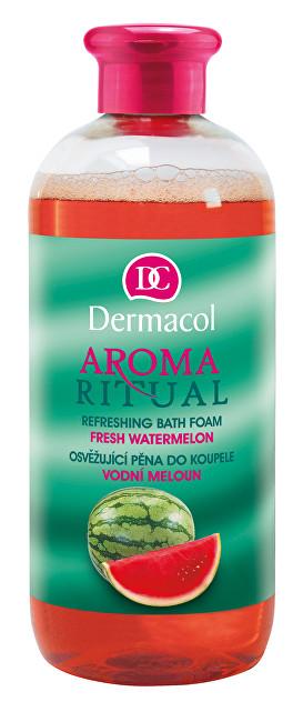 Dermacol Osvěžující pěna do koupele vodní meloun Aroma Ritual 500 ml