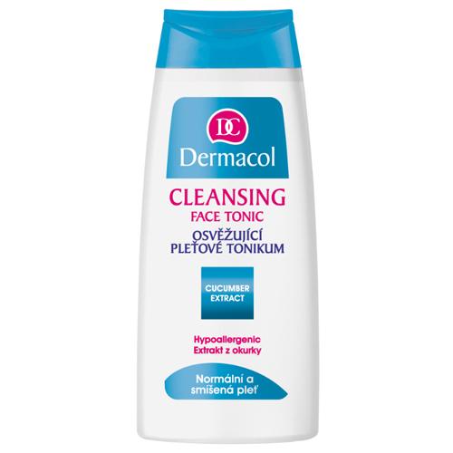 Dermacol Osviežujúce pleťové tonikum pre normálnu a zmiešanú pleť (Cleansing Face Tonic) 200 ml