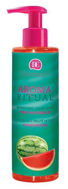 Dermacol Osvěžující tekuté mýdlo Vodní Meloun Aroma Ritual (Refreshing Liquid Soap) 250 ml