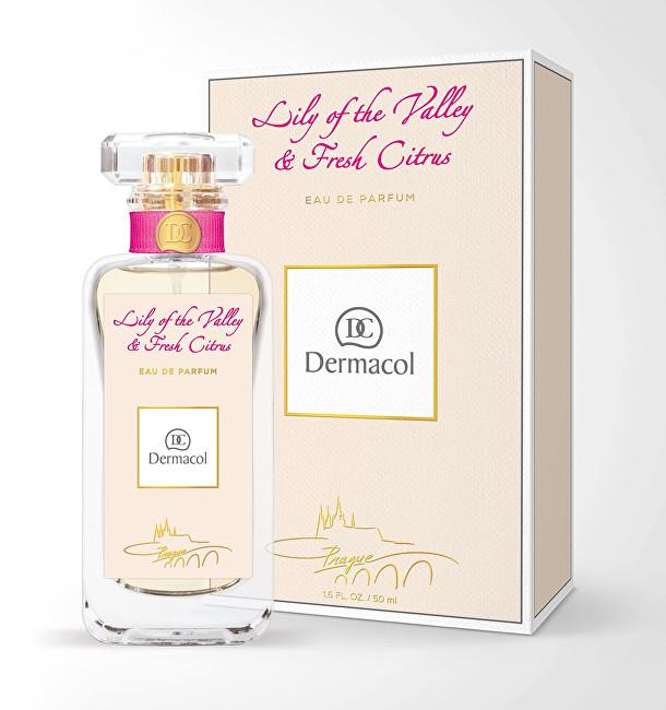 Dermacol Lily of the Valley and Fresh Citrus parfémovaná voda dámská 50 ml