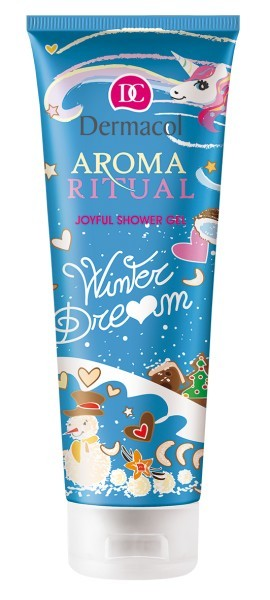 Dermacol Sprchový gel Aroma Ritual Winter Dream (Joyful Shower Gel) 250 ml