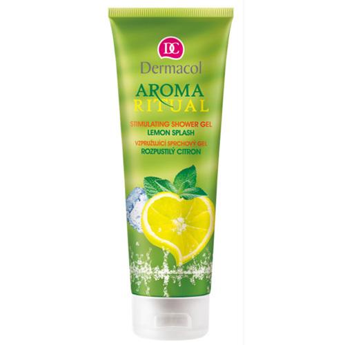 Dermacol Vzpružující sprchový gel Rozpustilý Citron 250 ml