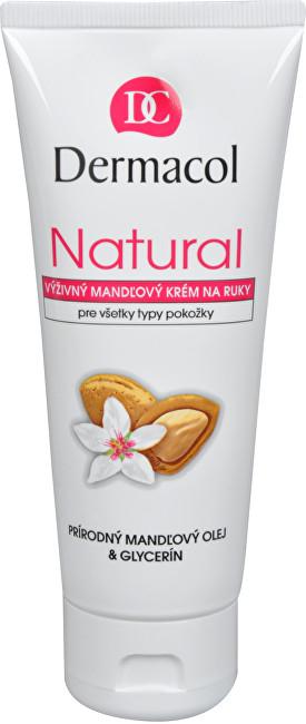 Dermacol Výživný mandľový krém na ruky Natural 100 ml