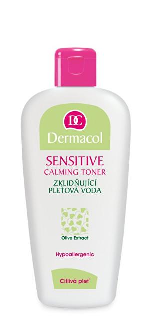 Dermacol Upokojujúci pleťová voda pre citlivú pleť Sensitiv e (Calming Toner) 200 ml