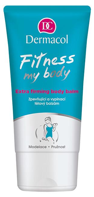 Dermacol Zpevňující a vypínací tělový balzám Fitness My Body (Extra Firming Body Balm ) 150 ml