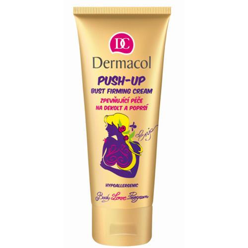 Dermacol Spevňujúca starostlivosť na dekolt a poprsie Enja(Push-Up Bust Firming Cream) 100 ml