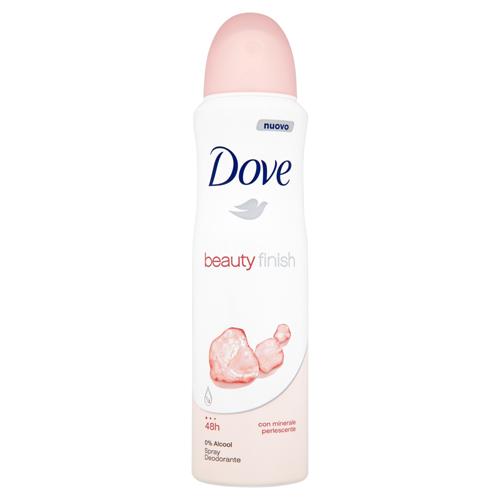 Dove Antiperspirant ve spreji Beauty Finish 150 ml
