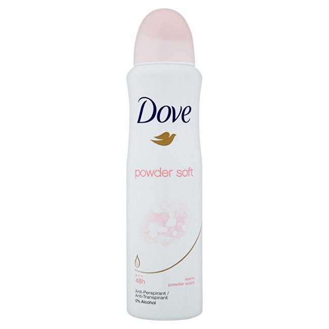 Dove Antiperspirant v spreji Powder Soft 150 ml