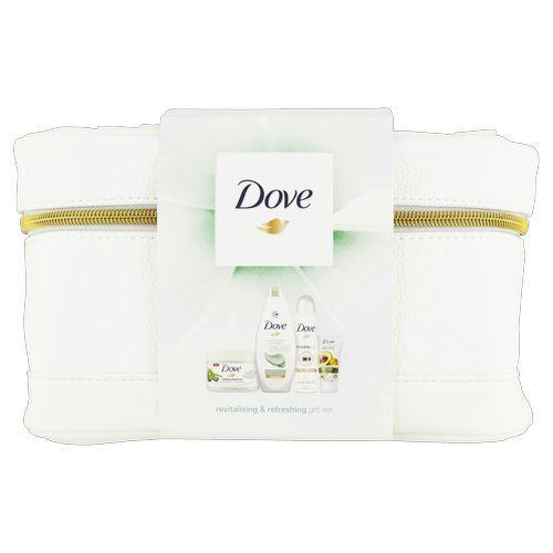 Dove Dárková sada oživující kosmetiky Revitalising (Revitalising And Refreshing Gift Set)