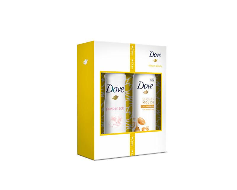 Dove Dárková sada tělové péče pro ženy Elegant Beauty