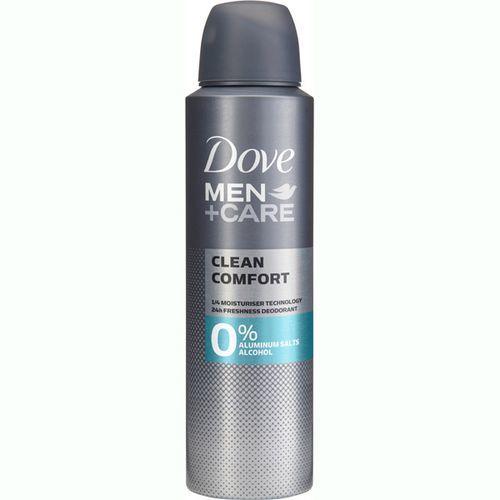 Dove Men+ Care Clean Comfort alu free deospray 150 ml