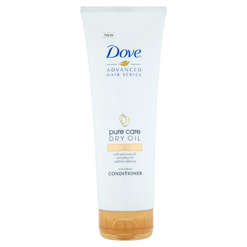 Dove Kondicionér pre suché vlasy Advanced Hair Series (Pure Care Dry Oil Conditioner) 250 ml