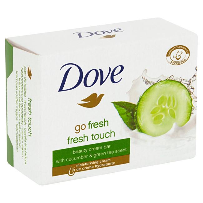 Dove Krémová tableta Go Fresh Fresh Touch s vůní okurky a zeleného čaje (Beauty Cream Bar) 100 g