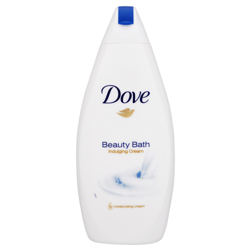 Dove Pena do kúpeľa Beauty Bath (Indulging Cream) 500 ml