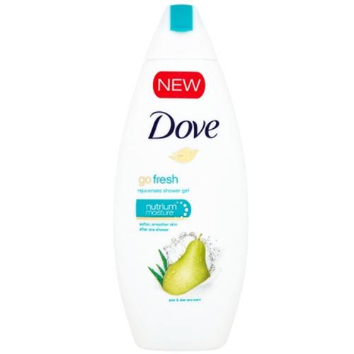 Dove Povzbuzující sprchový gel Go Fresh Rejuvenate (Shower Gel) 250 ml