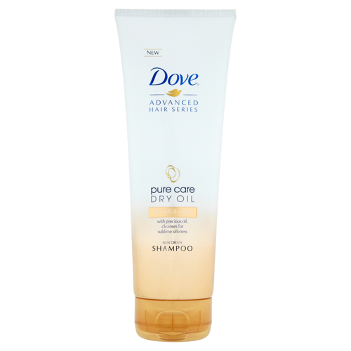 Dove Šampon pro suché vlasy Advanced Hair Series (Pure Care Dry Oil Shampoo) 250 ml