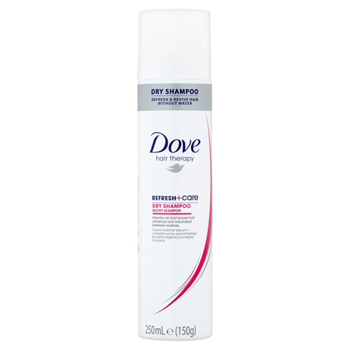 Dove Suchý šampón Hair Therapy refresh   Care (Dry Shampoo) 250 ml
