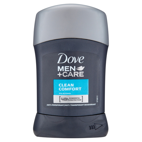 Dove Tuhý dezodorant Men   Care Clean Comfort 50 ml