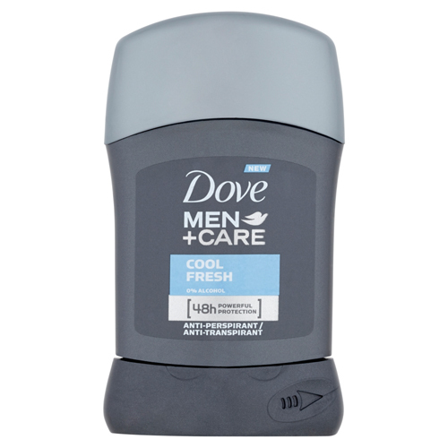 Dove Tuhý dezodorant Men   Care Cool Fresh 50 ml