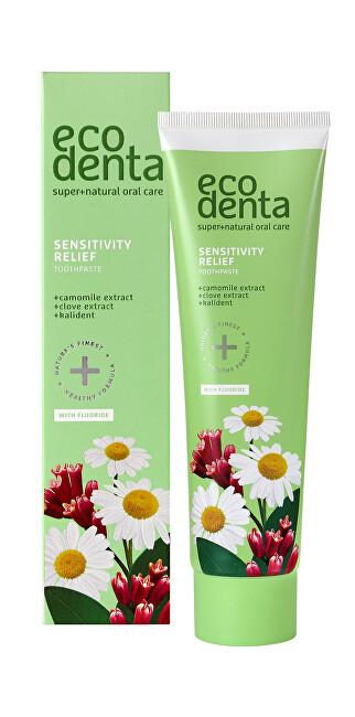 Ecodenta Zubní pasta pro citlivé zuby s heřmánkem, hřebíčkem a Kalidentem (Toothpaste For Sensitive Teeth) 100 ml