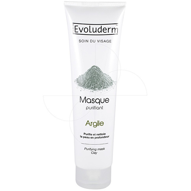 Evoluderm Jílová čisticí maska (Purifying Mask) 150 ml
