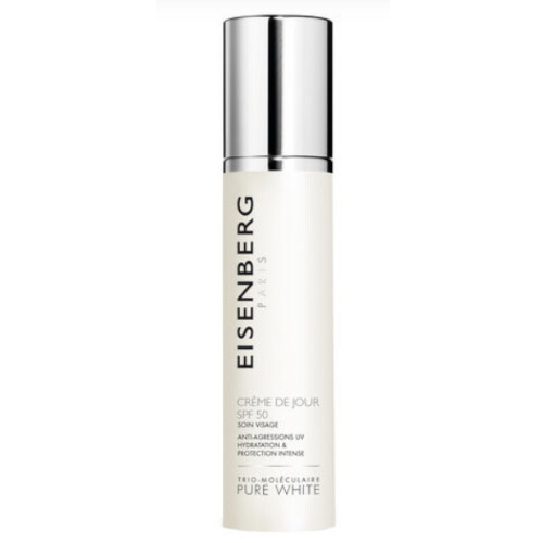 Eisenberg Denní krém SPF 50 Pure White (Day Cream) 50 ml