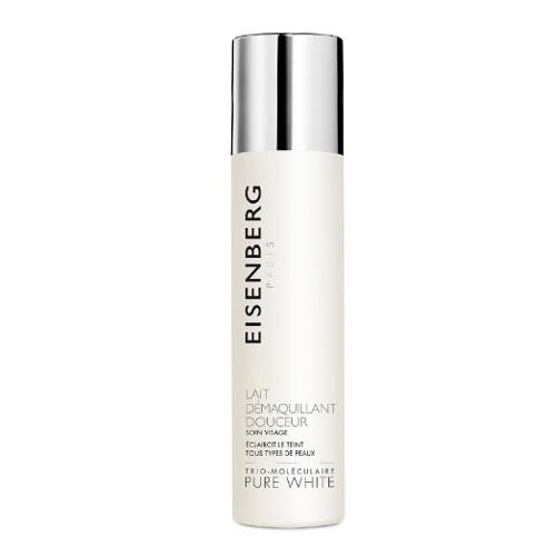 Eisenberg Jemné odličovací mléko Pure White (Gentle Milky Cleanser) 200 ml