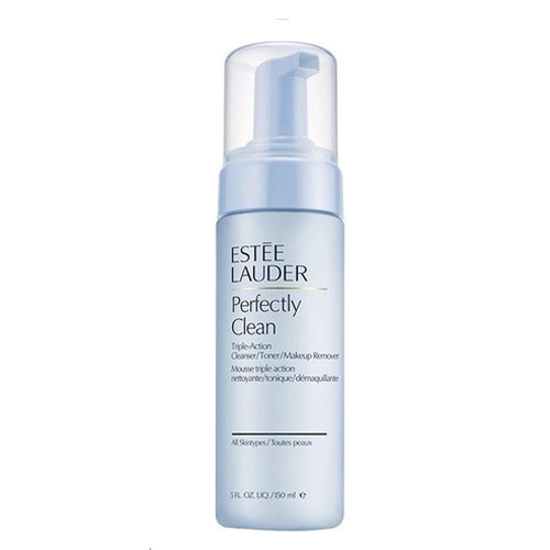 Estée Lauder Čistiaca voda, tonikum a odličovač 3 v 1 Perfectly Clean (Triple-Action Cleanser, Tonic and Makeup Remover) 150 ml