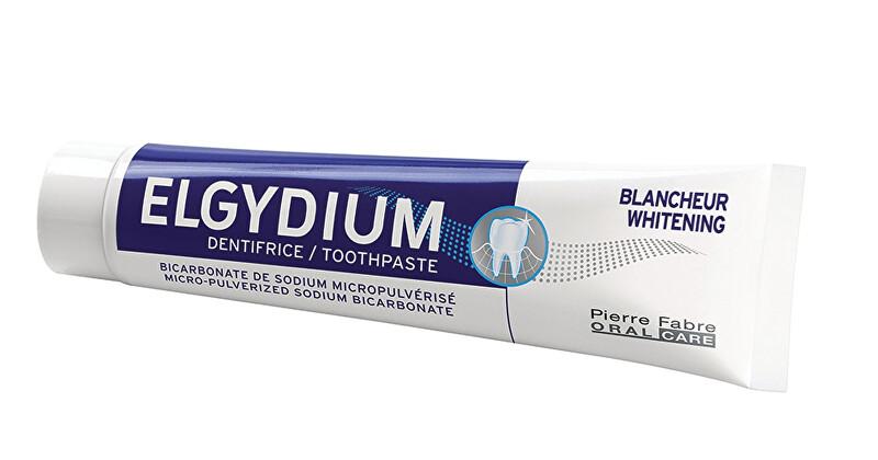 ELGYDIUM Bieliace zubná pasta Whitening 75 ml