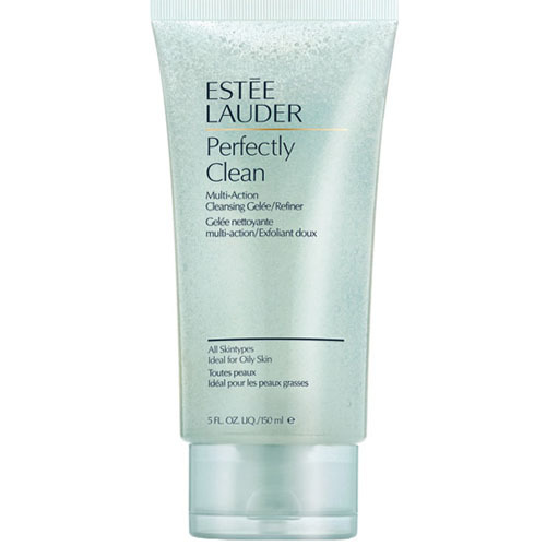 Estée Lauder Multifunkčný čistiaci gél a peeling Perfectly Clean (Multi-Action Cleansing Gelée   Refiner) 150 ml