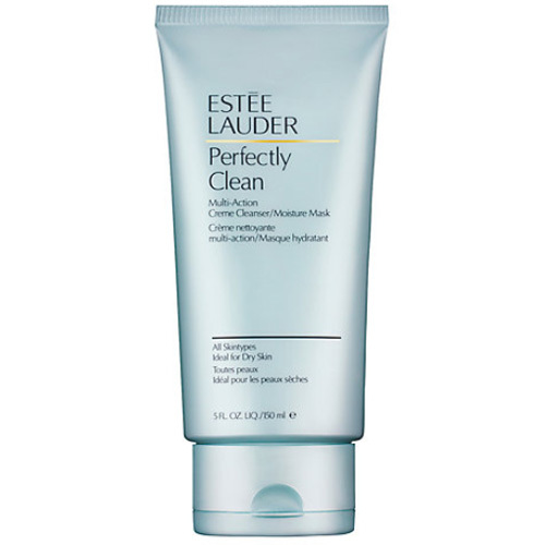 Estée Lauder Čisticí krém a hydratační maska 2v1 Perfectly Clean (Multi-Action Creme Cleanser/ Moisture Mask) 150 ml