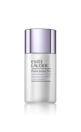 Estée Lauder Pleť ový krém s 8 antioxidačnými látkami SPF 45 (Perfectionis Pro Multi-Defense UV Fluid SPF 45) 30 ml