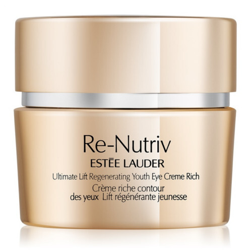 Estée Lauder Vyživujúci očný krém s liftingovým efektom Re-Nutriv Ultimate Lift (Regenerating Youth Eye Creme Rich) 15 ml