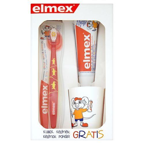Elmex Sada pre dokonale čisté zuby pre deti ( Kids Set)
